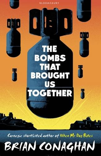 The Bombs That Brought Us Together by Brian Conaghan. Winner of the Costa Children's Book of the Year.