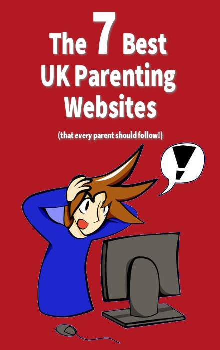 The 7 Best UK Parenting Websites (that every parent should follow!)