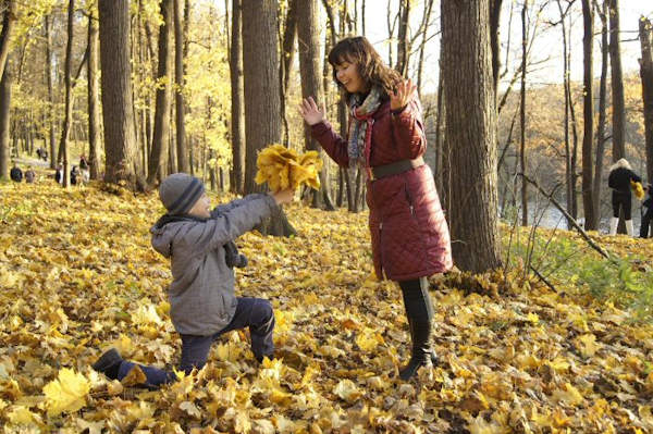 Autumn Outdoor Activities For Kids