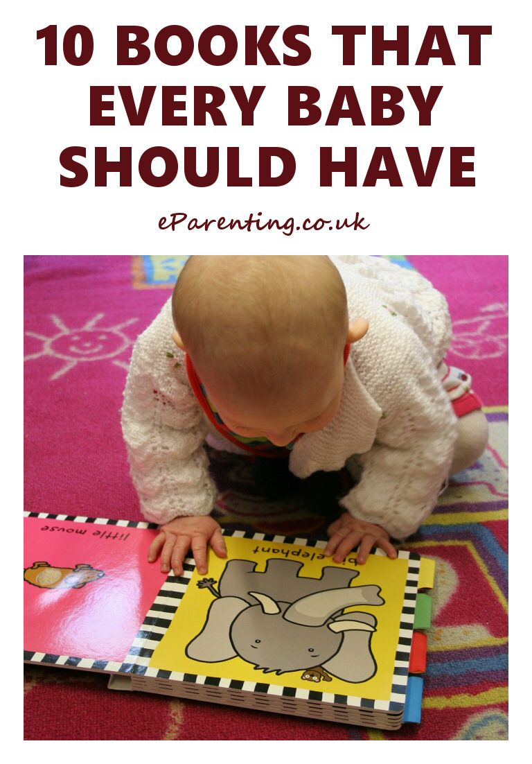 10 Books That All Babies Should Have