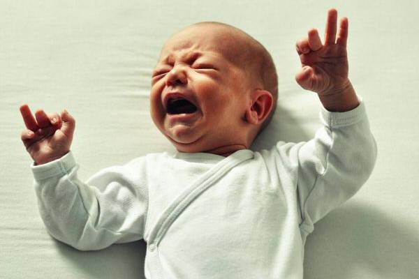 Colic in Babies: Relief and Prevention