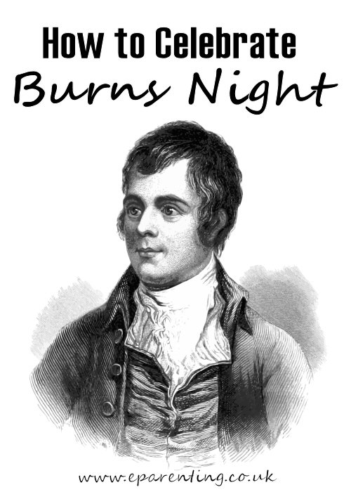 How to Celebrate Burns Night