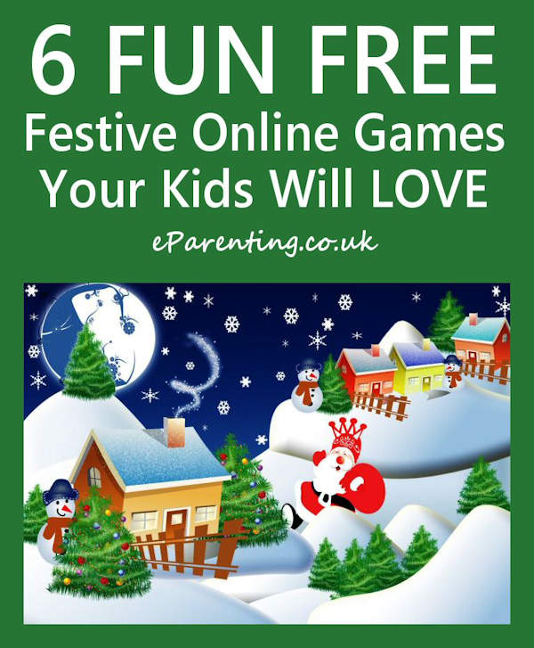 Online Free Christmas Games