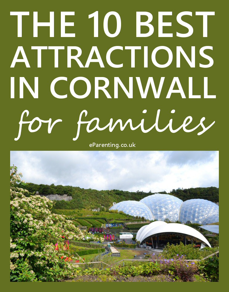 10 Best Attractions In Cornwall For Families