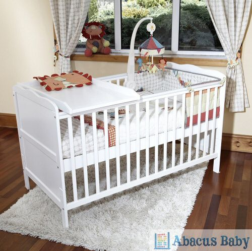 Cot bed by Abacus Baby