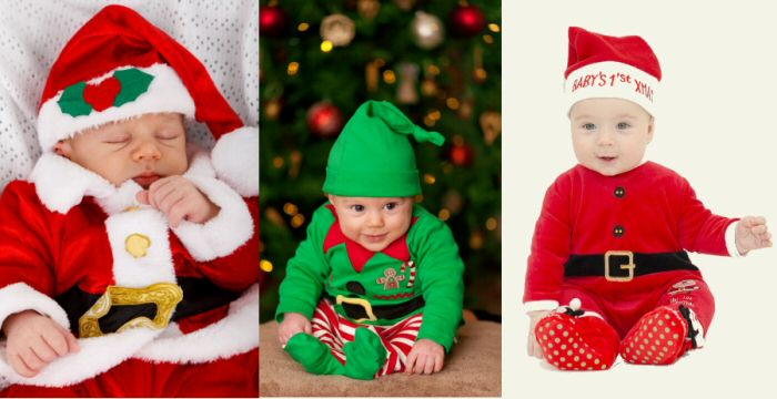 20+ Cutest Christmas Babies Ever!