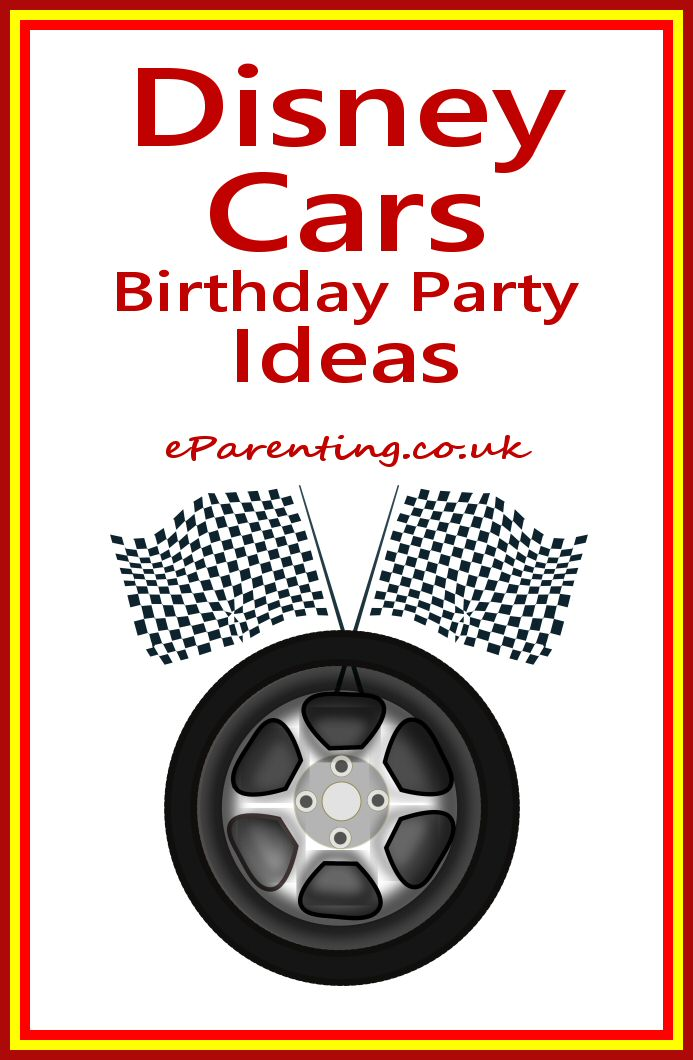 Disney Cars Birthday Party Ideas and Inspiration