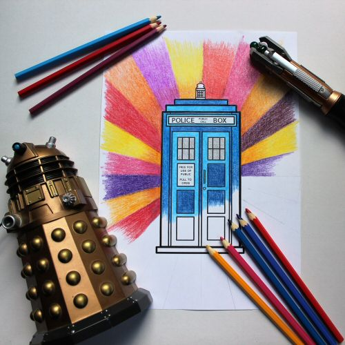 Dr Who Free Printables