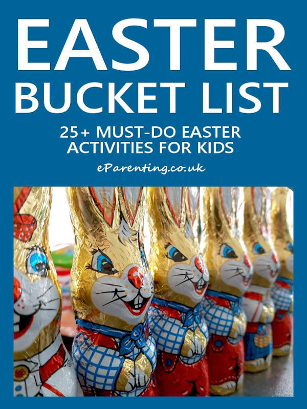 Easter Bucket List