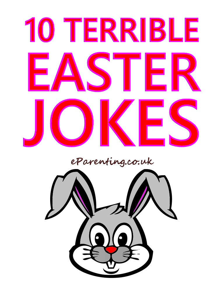 Terrible Easter Jokes
