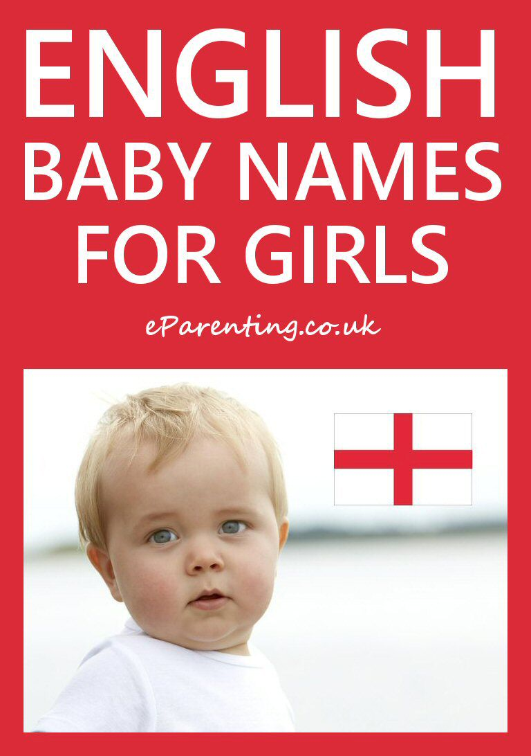 English Baby Names for Girls
