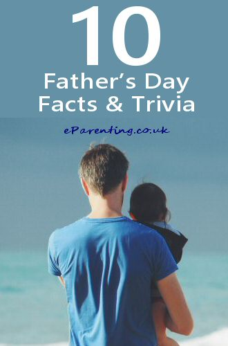 10 Father's Day Facts and Trivia
