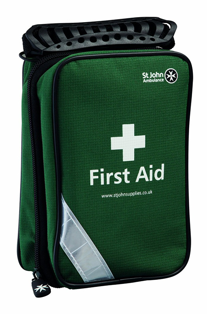 A Basic First Aid Kit