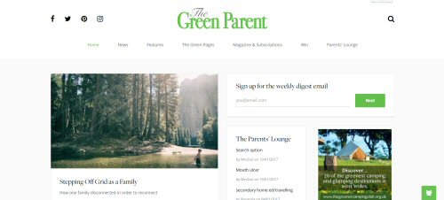 thegreenparent.co.uk