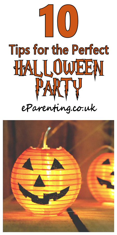 10 Tips for the Perfect Halloween Party