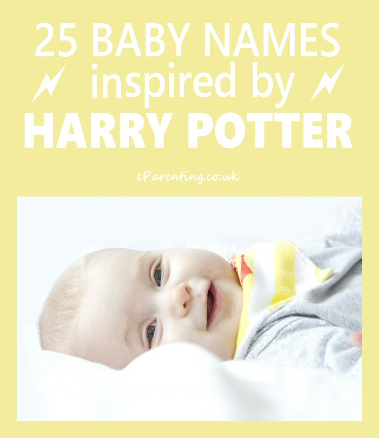25 Harry Potter Inspired Baby Names