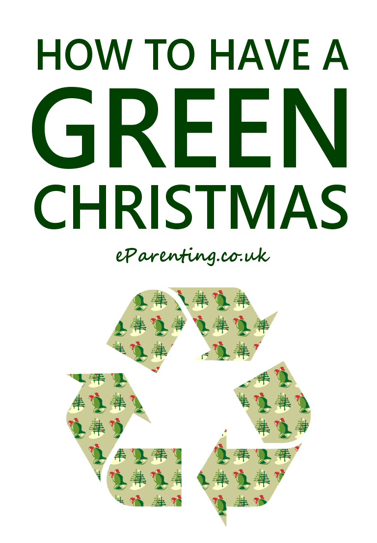 How To Have A Green, Eco-Friendly Christmas