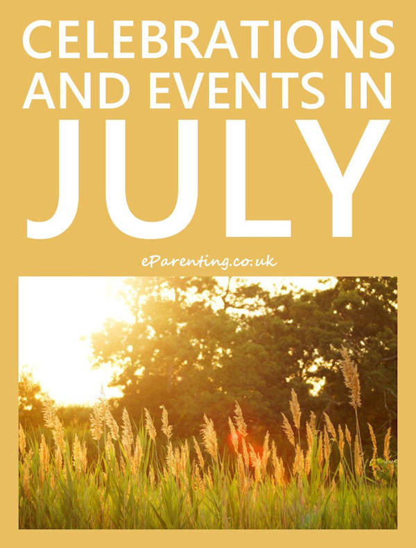 Events in July 2019