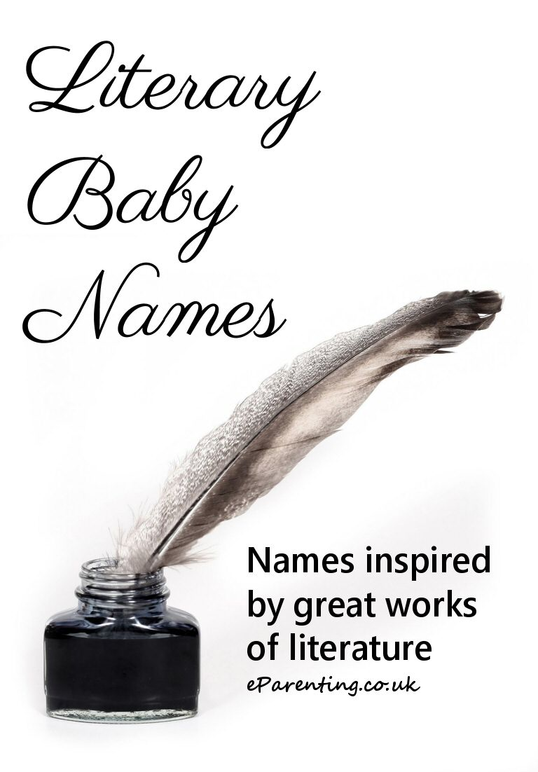 Literary Baby Names
