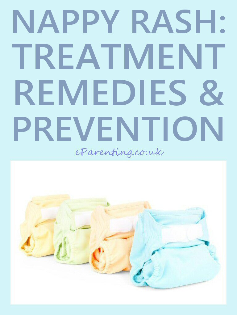 Nappy Rash: Treatment, Remedies and Prevention