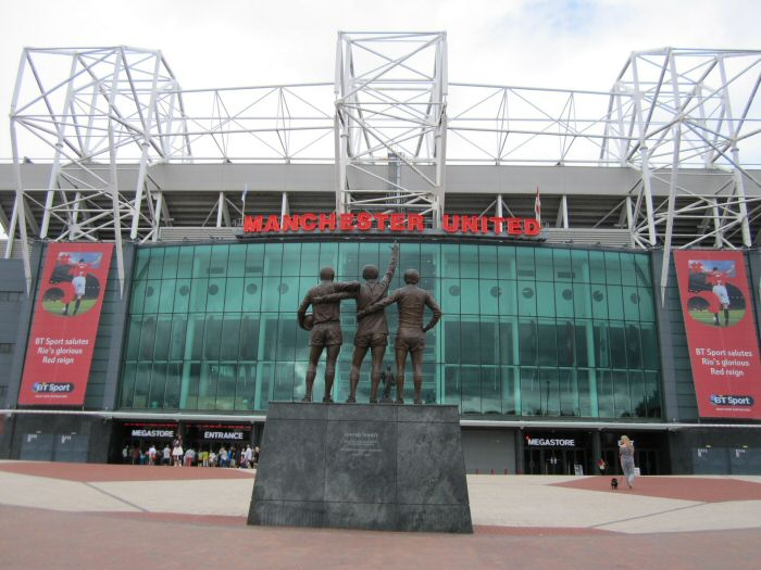 Stadium Old Trafford Tour Visit The Home Of Manchester United