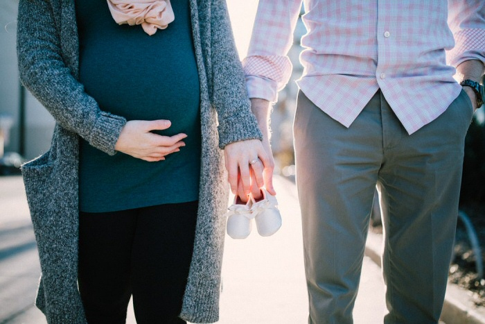 A pregnant couple - What Nobody Ever Told You About Being A Parent