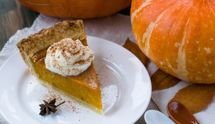 10 Steps to the Perfect hallween Party - Pumpkin Pie is a great dish to serve at your party!