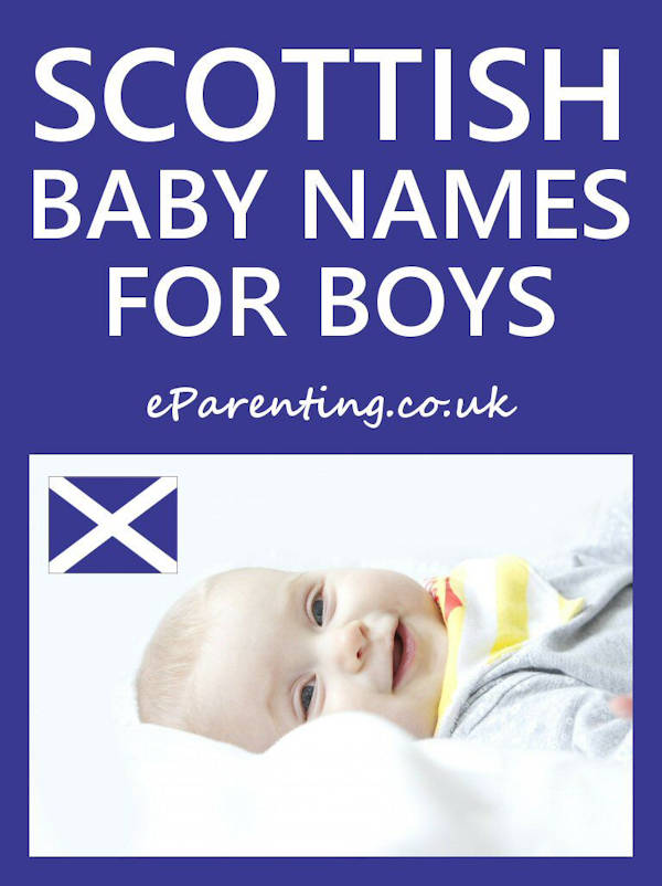Scottish Baby Names for Boys