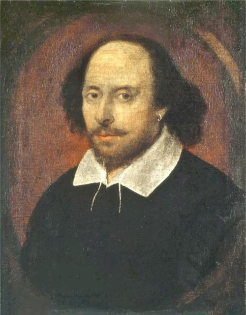 William Shakespeare - Shakespeare Week is held in March each year.