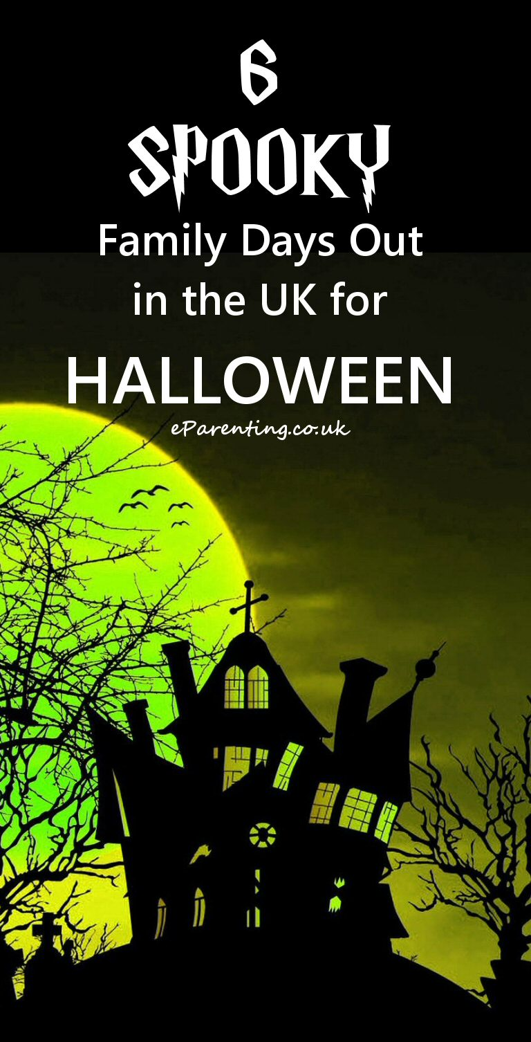 6 Spooky Days Out in the UK for Halloween