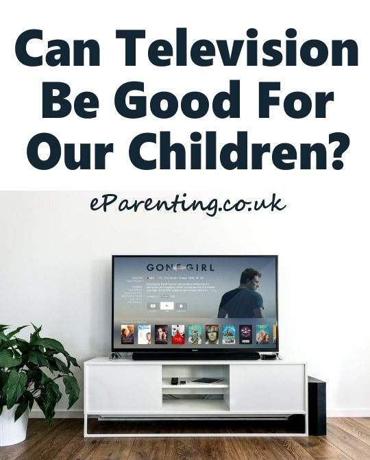Can Television Be Good For Our Children?