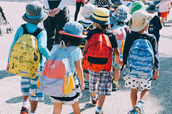 Walk to School Week 21st - 25th May 2018