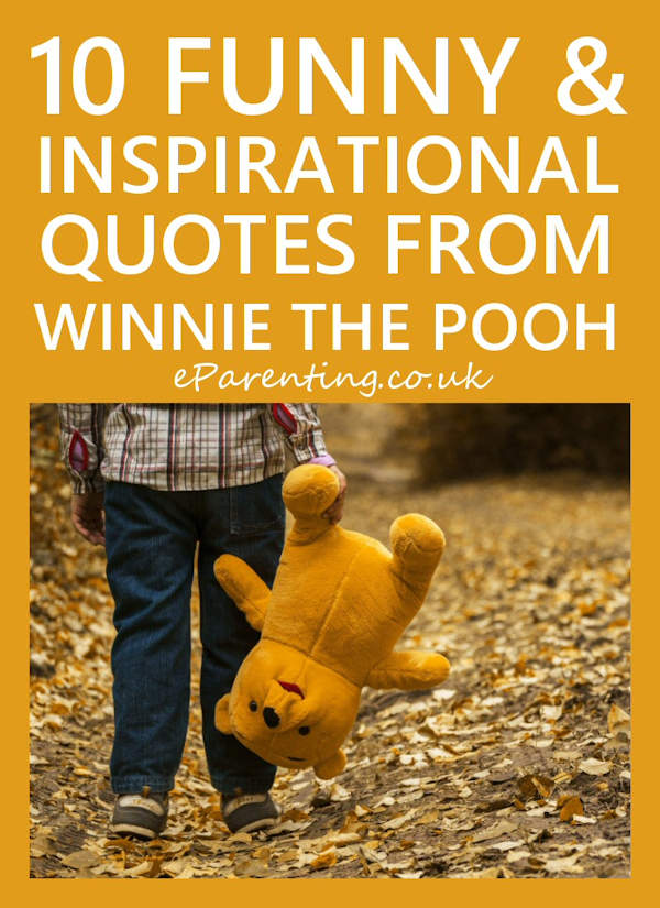 10 Inspirational and Funny Winnie The Pooh
