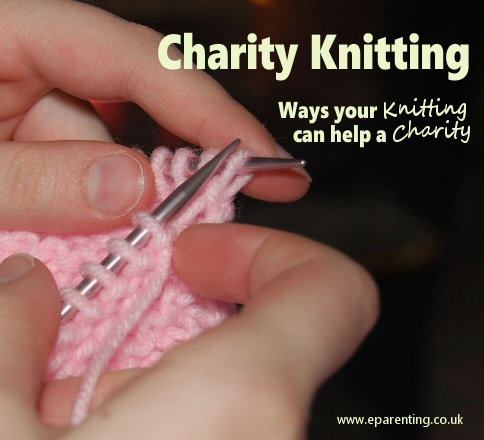 Charity Knitting 2018