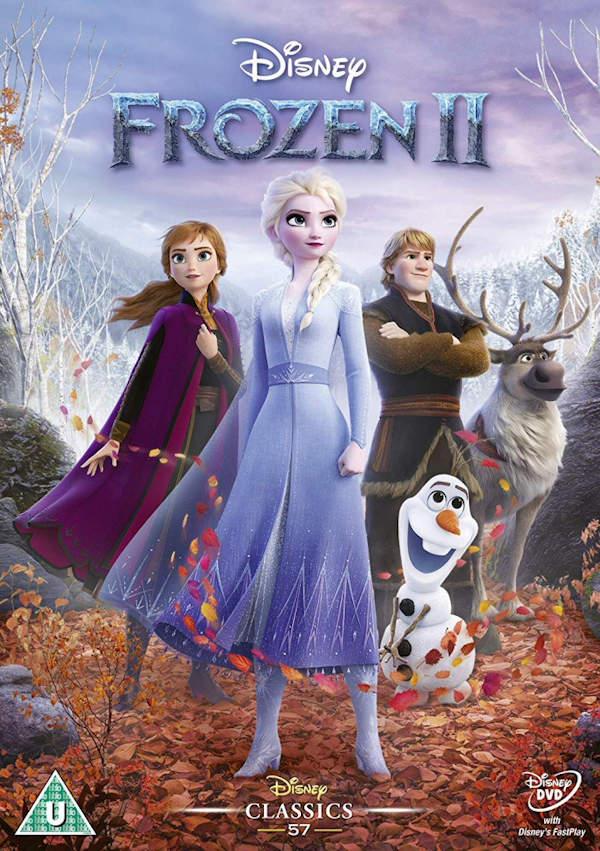 Latest Kids Movies On Dvd 2021