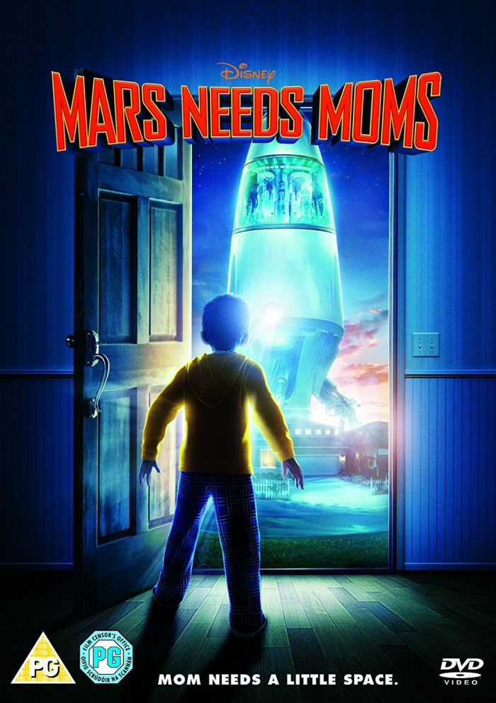 Mars Needs Moms Colouring Pages And Printables
