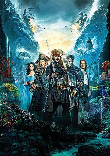 pirates of the Caribbean Printable Puzzles