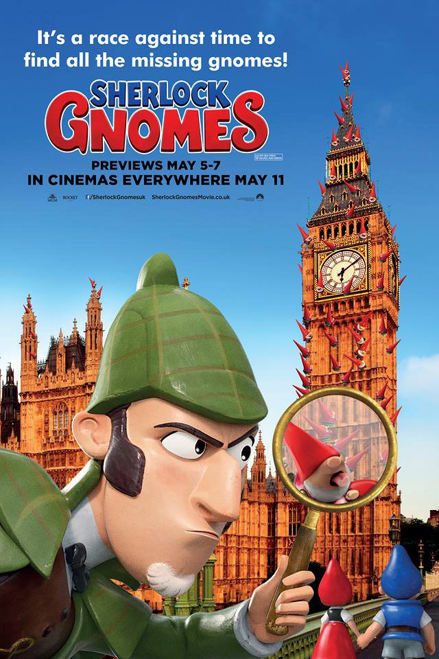 Family Movies For May Half Term - June 2018