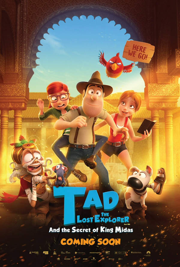 Family Movies For January And February Half Term 2018