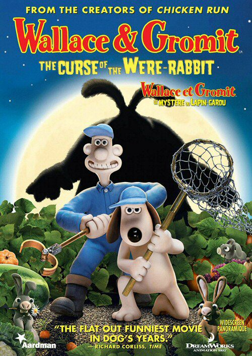 Wallace and Grommit and the Curse of the Were-Rabbit