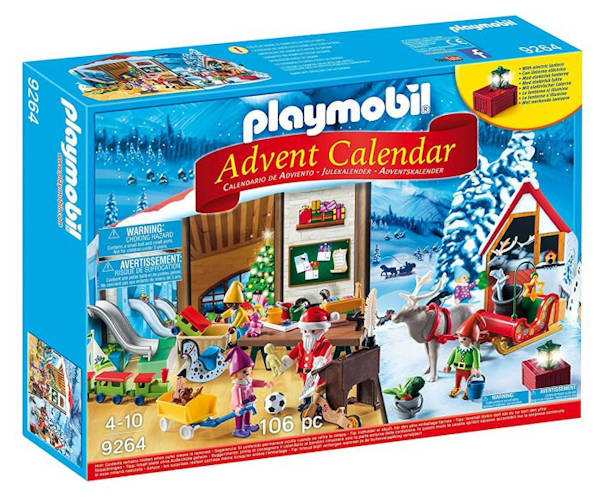 Advent Calendar Playmobil : Best toy filled advent calendars for kids
