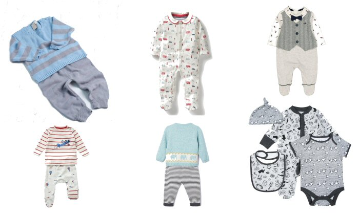 Totally Adorable Coming Home Outfits For Newborn Baby Boys