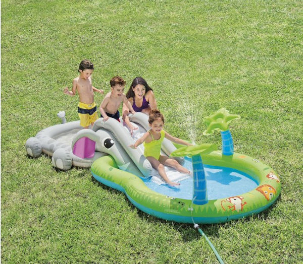 9 cute paddling pools that will keep your kids cool all summer for Garden paddling pools
