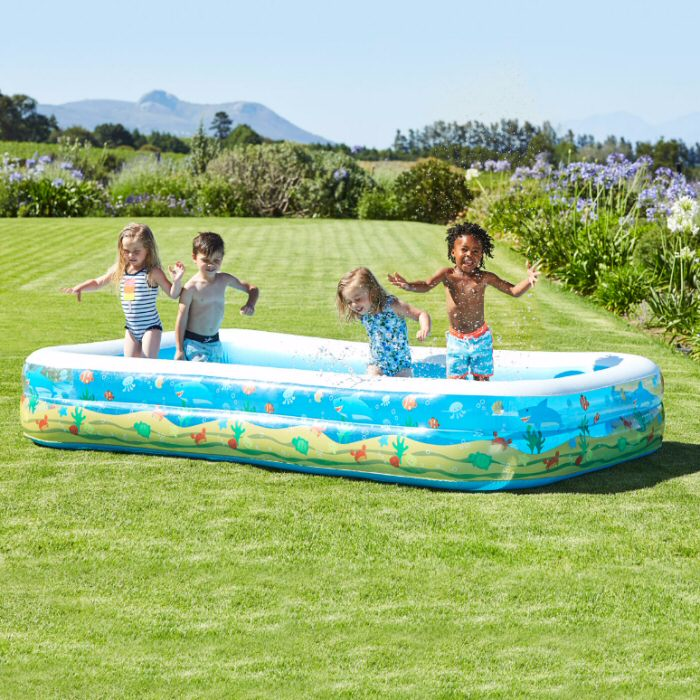 How to choose the right paddling pool for Family paddling pool