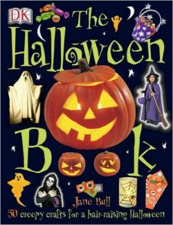 The Halloween Book by Jane Bull